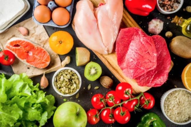 تغییرات در رژیم غذایی
