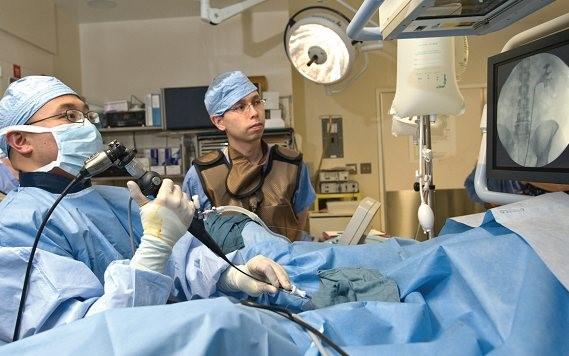 درمان جراحی سنگ کلیه