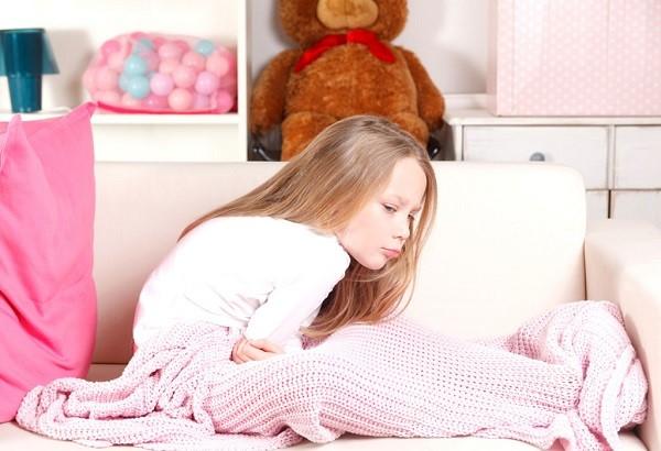 علائم سنگ کلیه اطفال